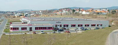 Manufacuring location of Bernhard Gotzeina & Co GmbH